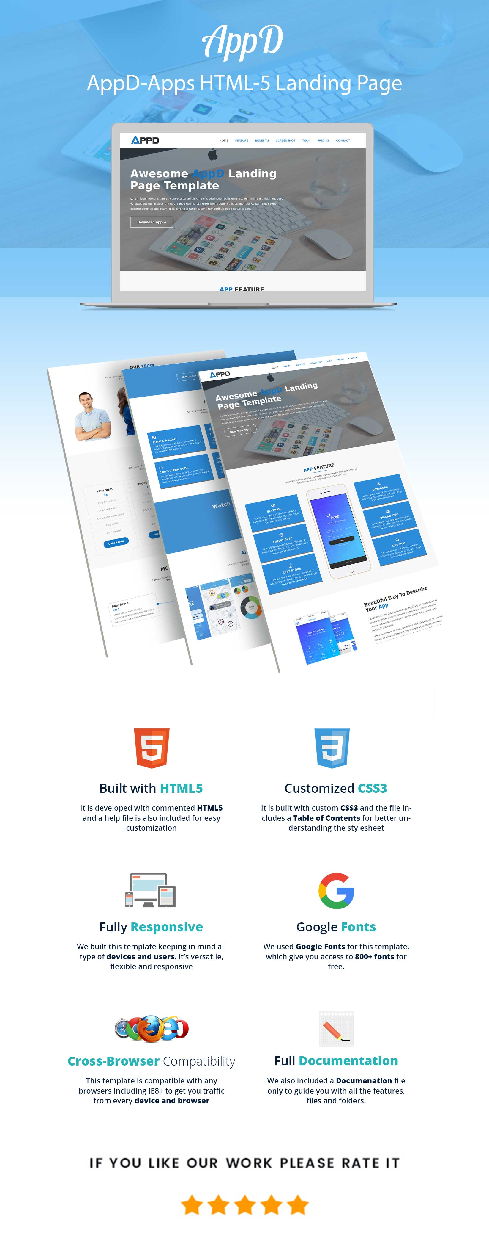 Appd Apps Template